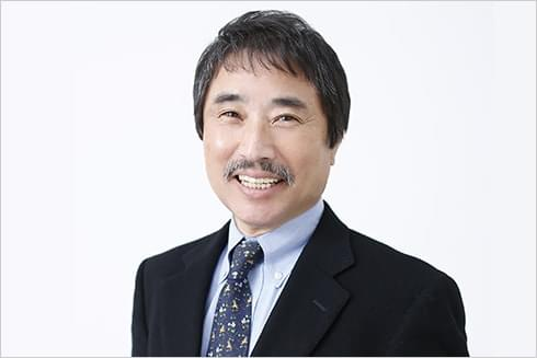 代表取締役 船井 祐次の写真