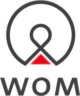 WOM社ロゴマーク