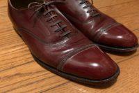 記事タイトル「Shoes Care 成功に繋がる習慣」のサムネイル画像